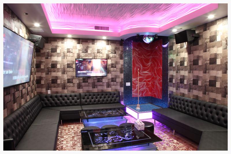 Heartbeat Ktv Karaoke Lounge Ktv Rooms